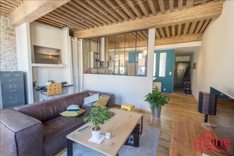 Venta  apartamento Lyon 1er 320000€ - Fotografía 3