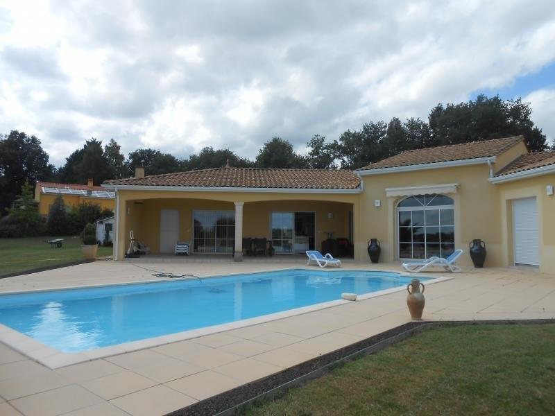 Vente de prestige maison / villa Montguyon 441000€ - Photo 2