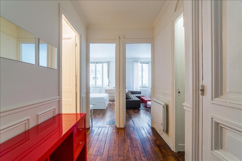 Sale apartment Paris 15ème 438000€ - Picture 4