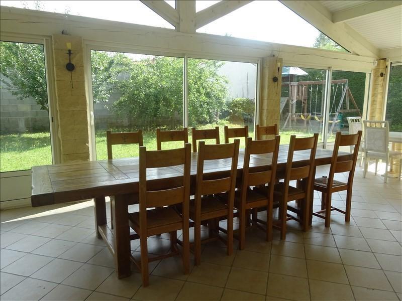 Sale house / villa St genis laval 379000€ - Picture 3