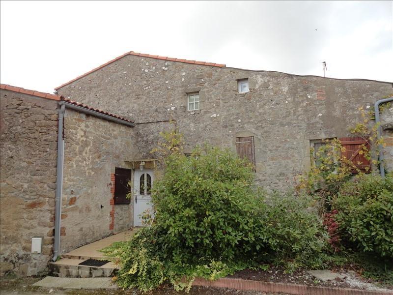 Vente maison / villa Cugand 65000€ - Photo 1