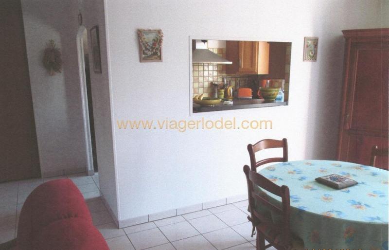 Vendita nell' vitalizio di vita casa Les bordes 43000€ - Fotografia 4