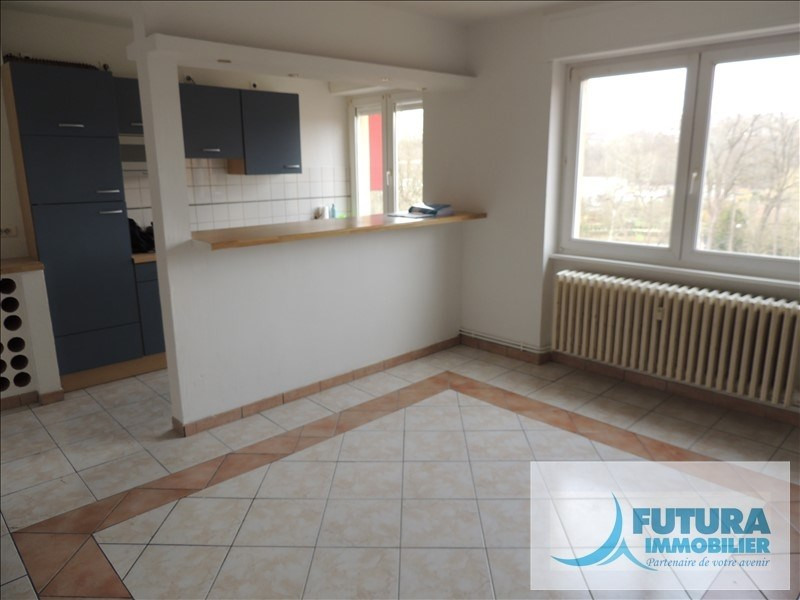 Sale apartment Freyming merlebach 59 000€ - Picture 2