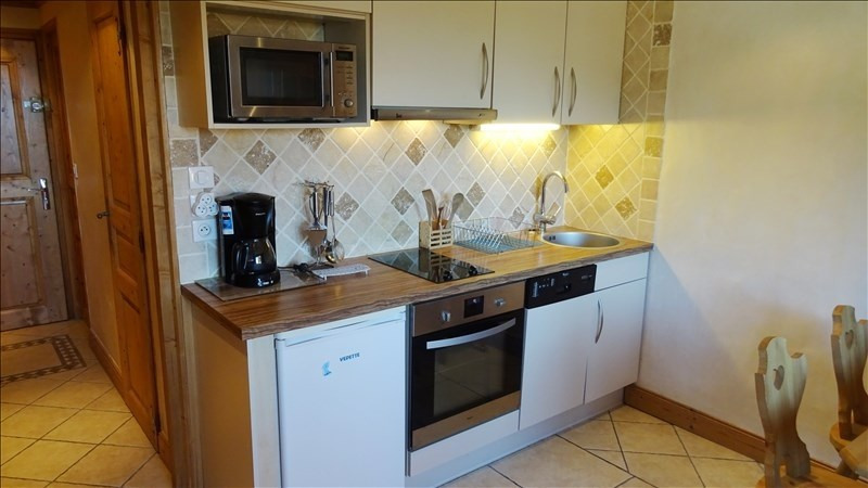 Sale apartment Meribel 192000€ - Picture 4