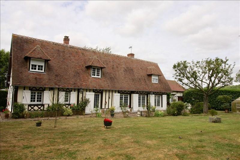 Vente maison / villa Damville 242000€ - Photo 8