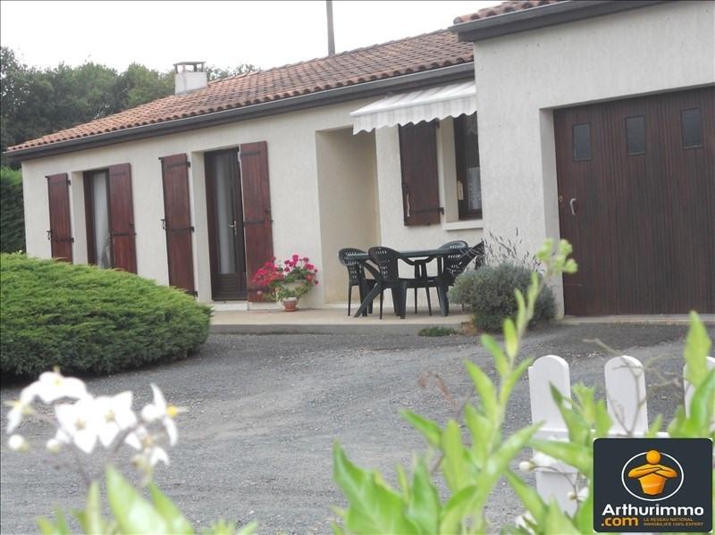 Sale house / villa Saintes 173000€ - Picture 1