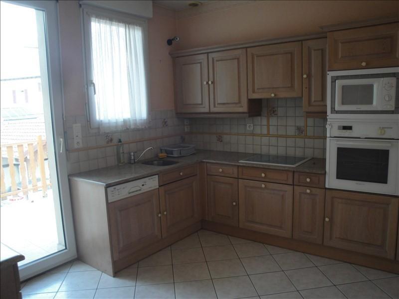 Revenda casa Audincourt 124000€ - Fotografia 2