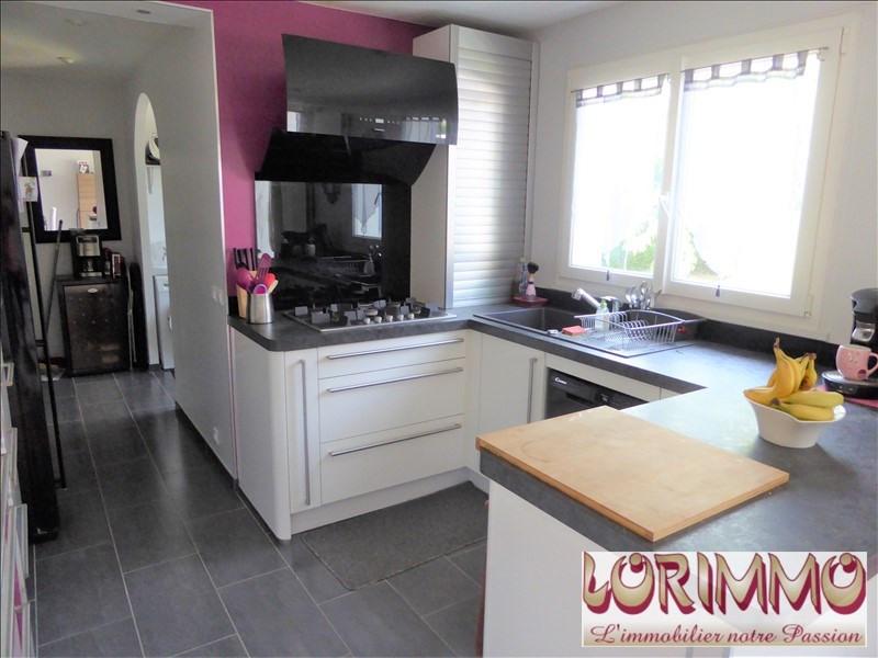 Sale house / villa Mennecy 399000€ - Picture 4