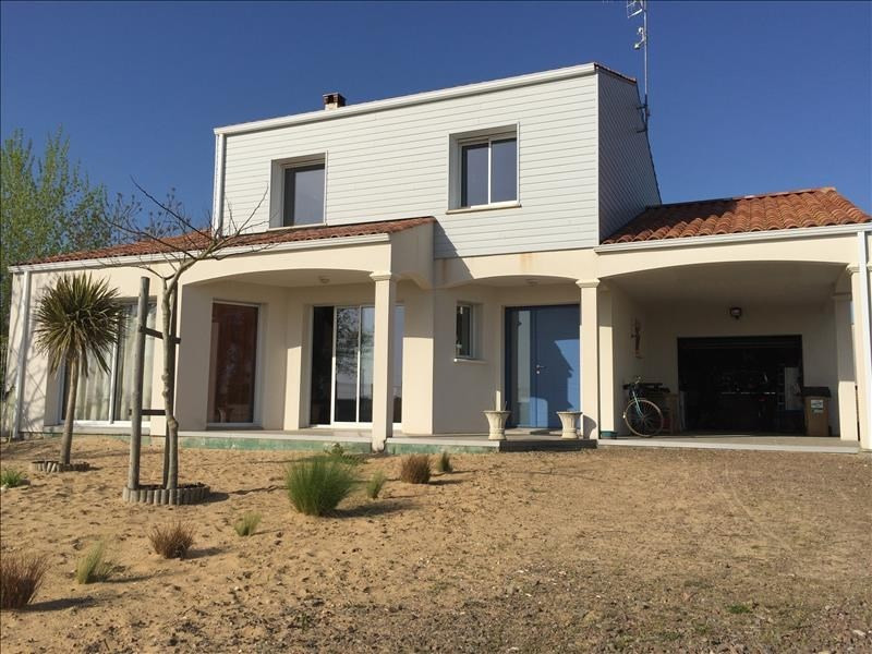 Sale house / villa L aiguillon sur mer 390 000€ - Picture 4