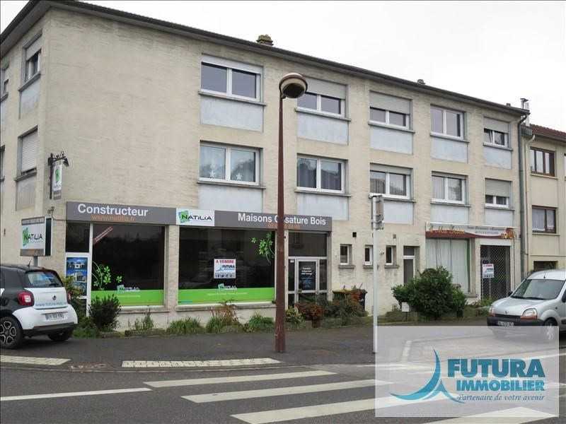 Vente local commercial Metz 185 000€ - Photo 2