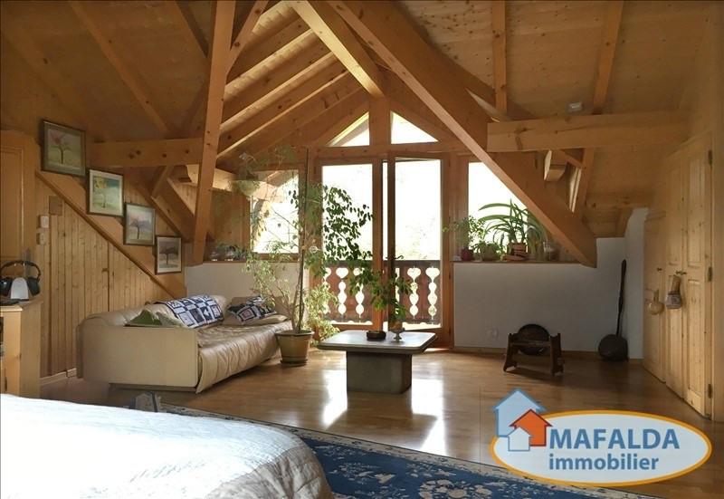 Vente maison / villa Mont saxonnex 525000€ - Photo 3