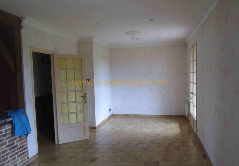 Vendita nell' vitalizio di vita casa Villegouin 45000€ - Fotografia 14