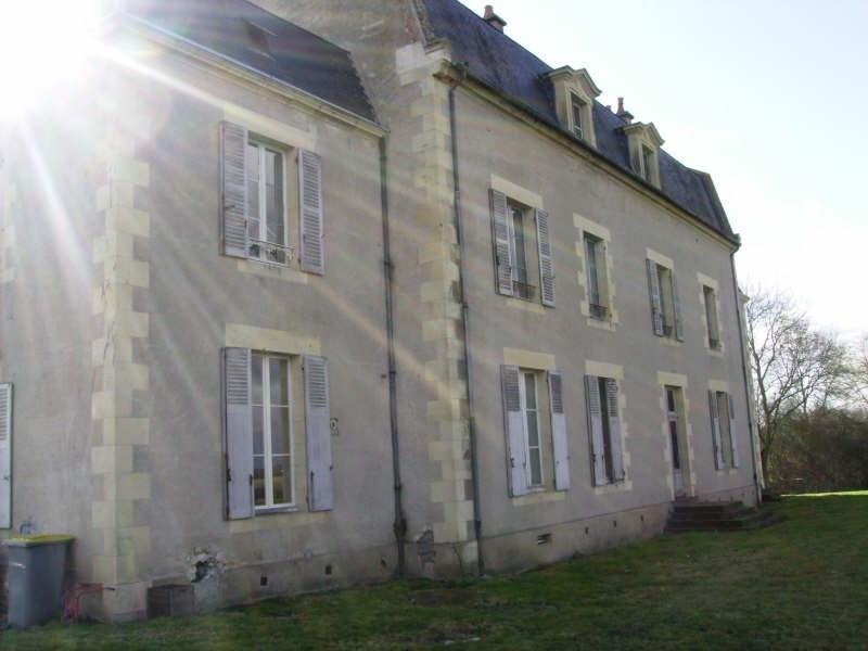 Sale chateau Mars sur allier 450000€ - Picture 1