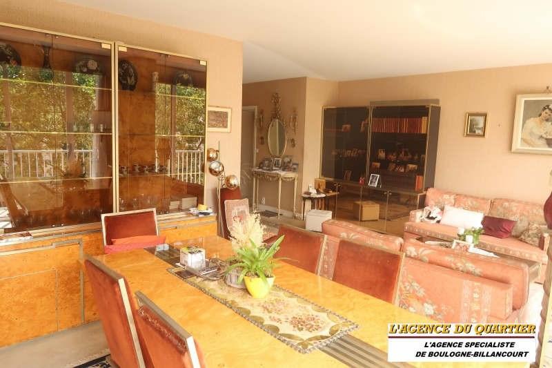 Venta  apartamento Boulogne billancourt 660000€ - Fotografía 1