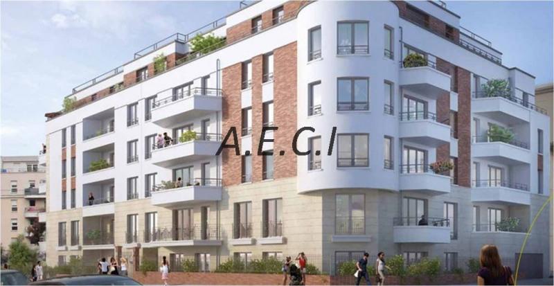 Sale apartment Bois colombes 220000€ - Picture 1