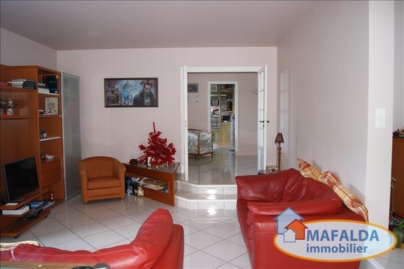 Vente maison / villa Mont saxonnex 530000€ - Photo 3