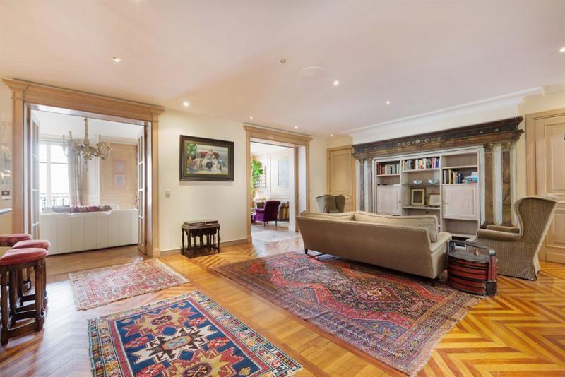 Venta de prestigio  apartamento Paris 16ème 3250000€ - Fotografía 6