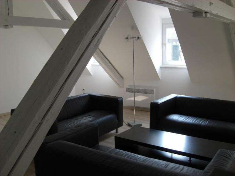 Location vacances appartement Strasbourg 550€ - Photo 1