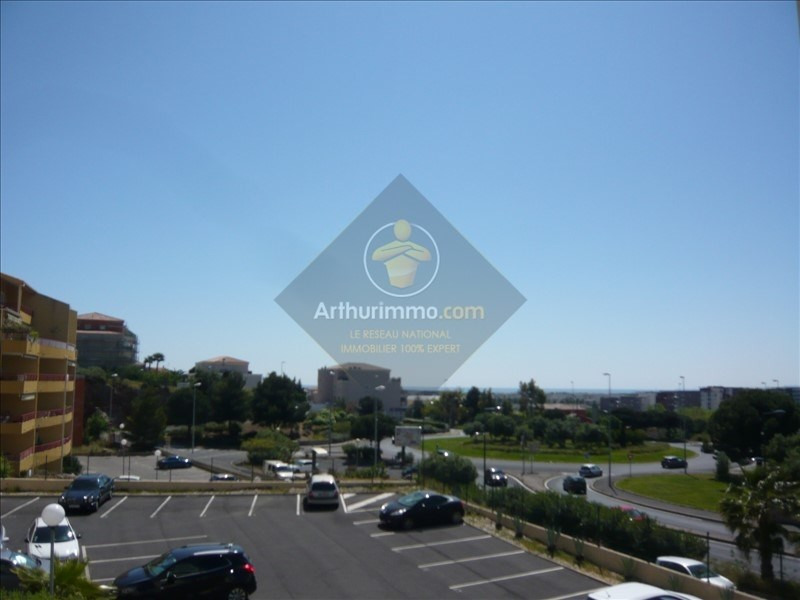 Vente appartement Sete 98 000€ - Photo 1