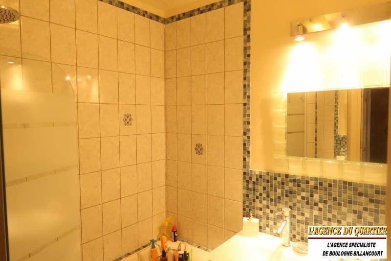 Locação apartamento Boulogne billancourt 1600€ CC - Fotografia 5