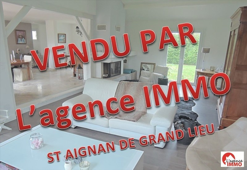 Vente maison / villa St aignan grandlieu 355000€ - Photo 1