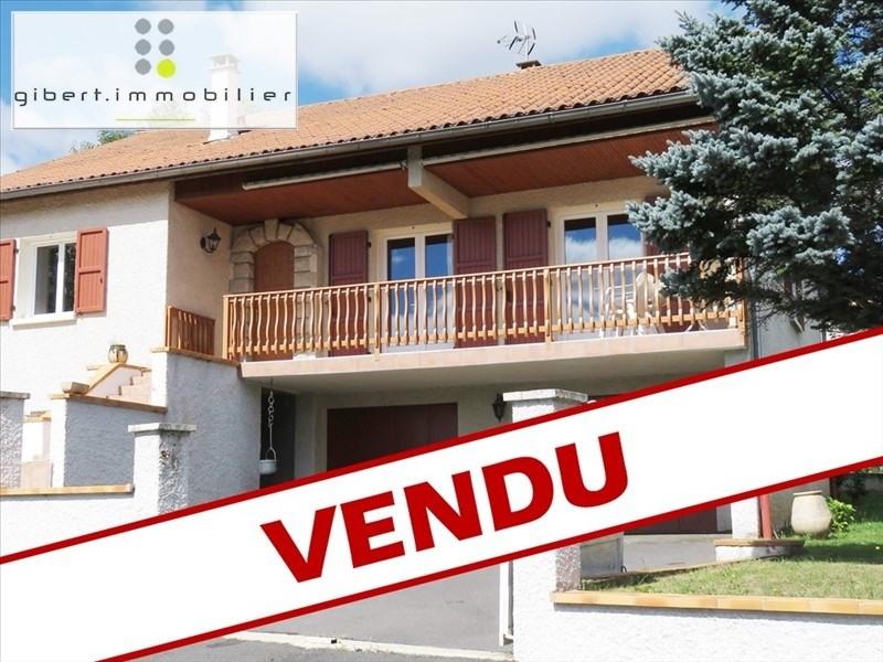 Vente maison / villa Coubon 199000€ - Photo 1