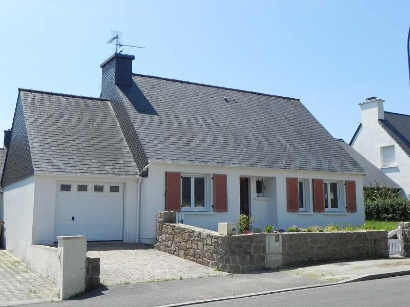 Vente maison / villa Louannec 157125€ - Photo 1