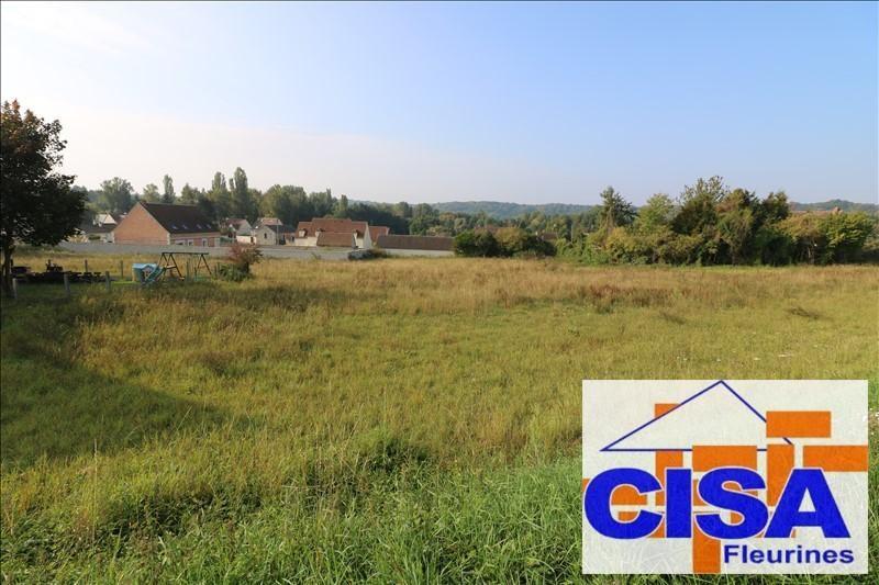 Vente terrain Cinqueux 87000€ - Photo 1