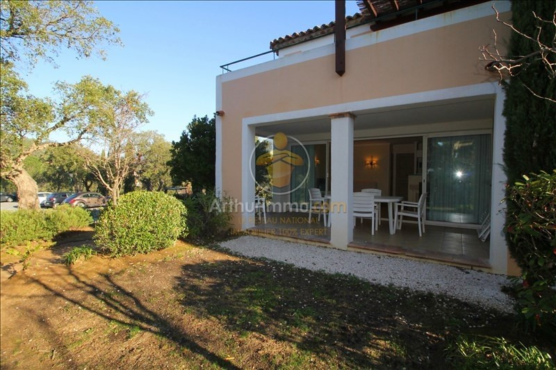 Sale apartment Grimaud 172 500€ - Picture 1
