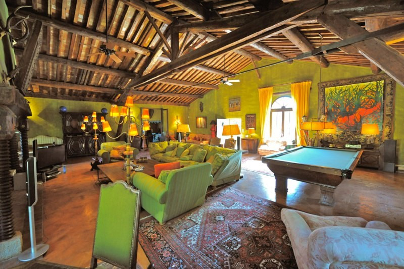 Venta de prestigio  casa Le canton de fayence 1470000€ - Fotografía 12