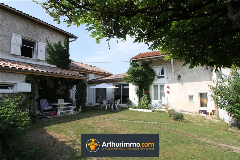 Vente maison / villa Bourgoin jallieu 330 000€ - Photo 1