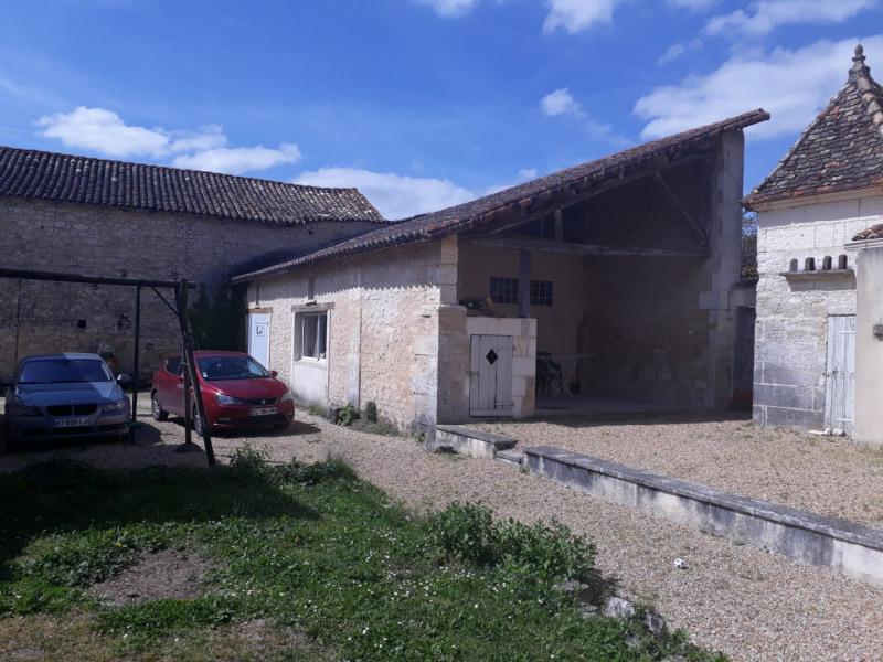 Sale house / villa Blanzaguet-saint-cybard 156600€ - Picture 4