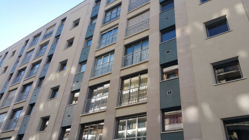 Paris-15- Franquet - 44 m²