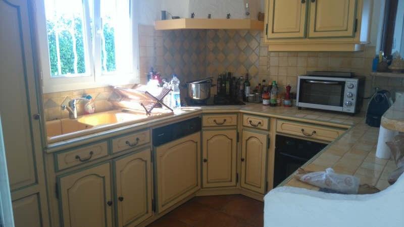 Sale house / villa La crau 460000€ - Picture 6