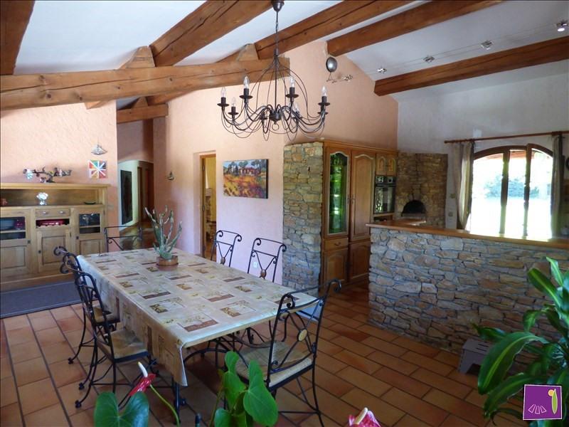 Vente maison / villa Bagnols sur ceze 400000€ - Photo 4