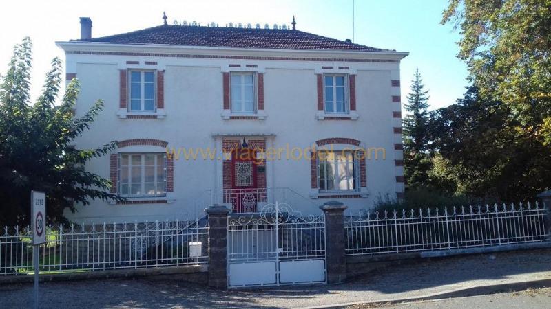 Vendita nell' vitalizio di vita casa Monsempron libos 177000€ - Fotografia 4