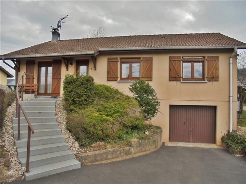 Vente maison / villa Etival clairefontaine 149000€ - Photo 1