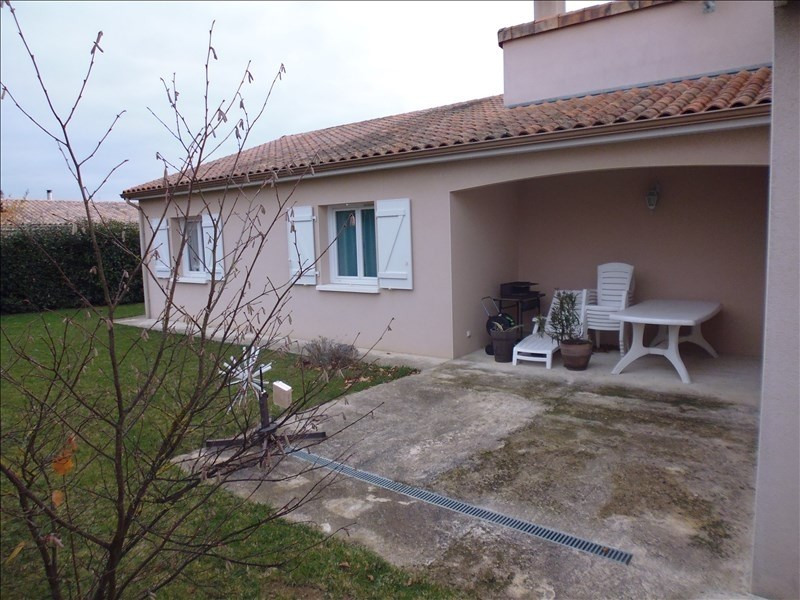 Vente maison / villa Savigny levescault 237000€ - Photo 2