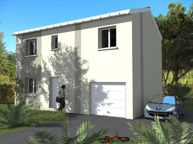Maison  5 pièces + Terrain 600 m² Saint-Agnin-sur-Bion par MAISONS SMILE
