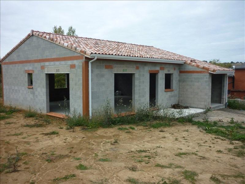 Vente maison / villa Villemur sur tarn 122500€ - Photo 1
