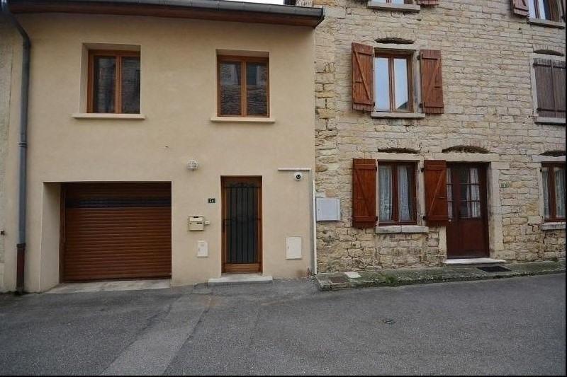 Verkoop  huis Vaulx milieu 212000€ - Foto 1