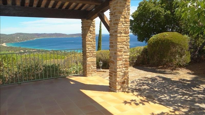Vente de prestige maison / villa Cavalaire sur mer 1190000€ - Photo 6