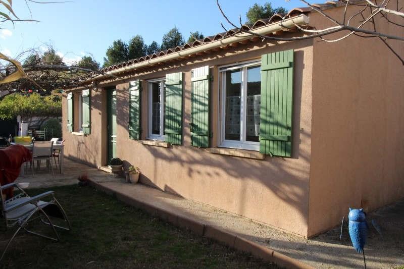 Sale house / villa St chamas 289000€ - Picture 1
