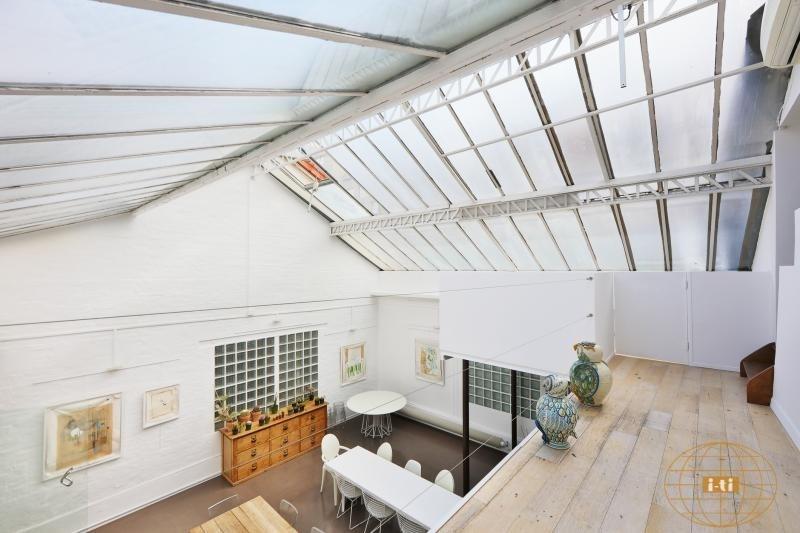 Deluxe sale loft/workshop/open plan Paris 18ème 1230000€ - Picture 6