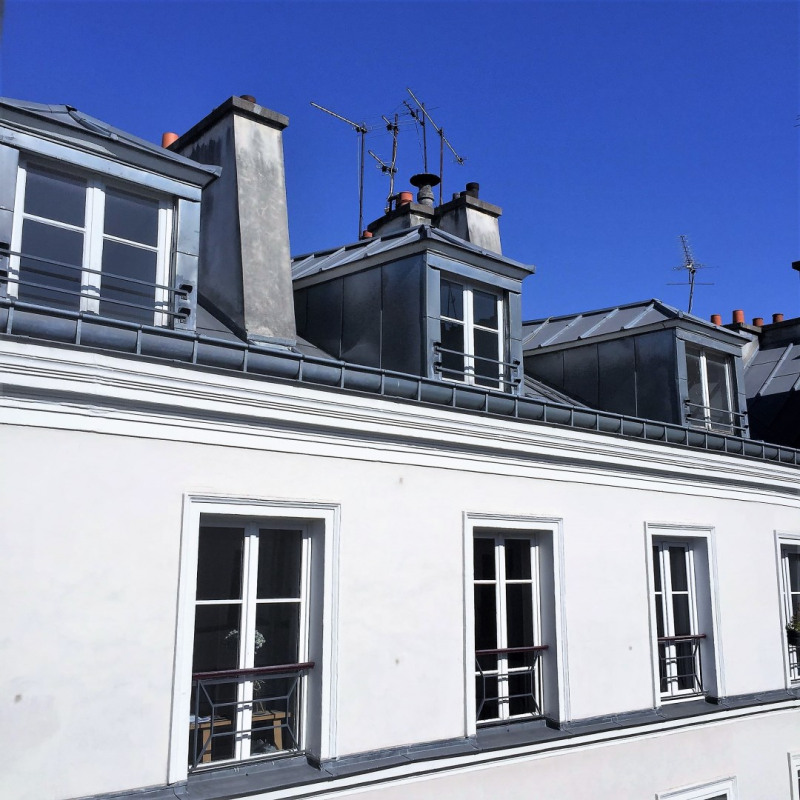Sale apartment Paris 3ème 219 000€ - Picture 1