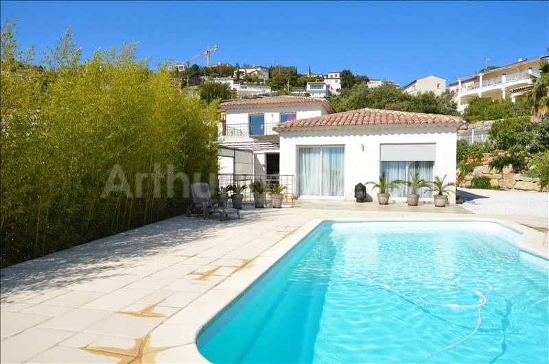 Deluxe sale house / villa St aygulf 830000€ - Picture 4