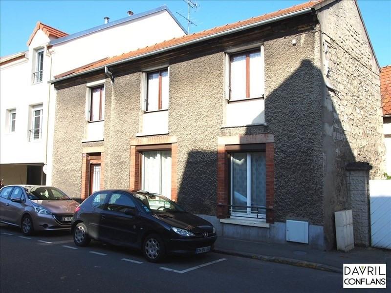 Vente maison / villa Conflans ste honorine 169500€ - Photo 1