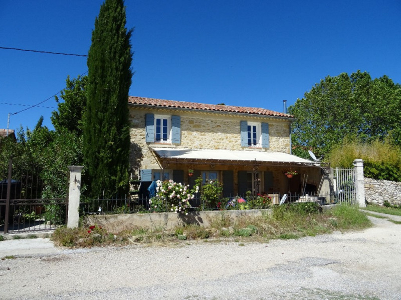 Vente maison / villa Lambesc 540 000€ - Photo 1
