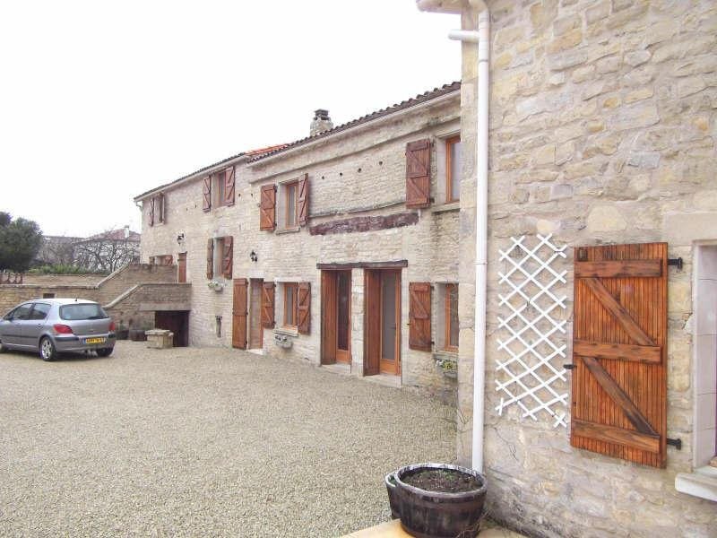 Vente maison / villa Mansle 294000€ - Photo 8