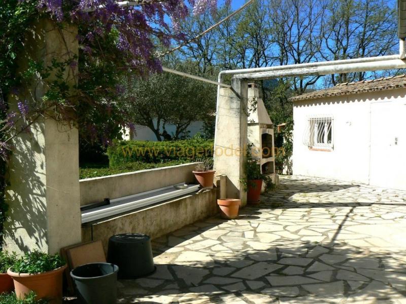 Vendita nell' vitalizio di vita casa Brignoles 94000€ - Fotografia 11
